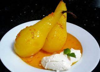 saffron desserts